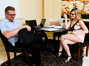 Kendra Lynn is getting her taxes done and wants to make sure she doesn't get audited. Her ...