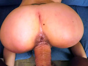 Monster cock rampages the tight twat of raven-head Ena Sweet