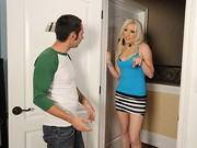 Valerie Fox's new apartment is too damn hot, and after a sleepless night of rubbing ice ...