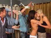 Ryan is having a little bachelor party before his wedding and Brittany Bliss is his stripper. ...