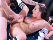 Talented actress Anastasia Hart is boinked by ferocious Danny D